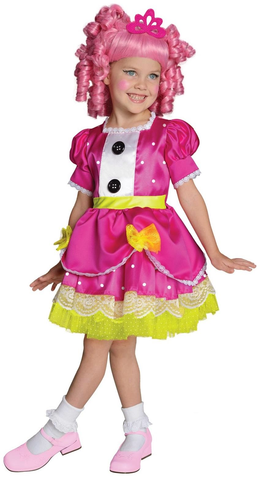 Lalaloopsy Deluxe Jewel Sparkles Toddler  Child Costume