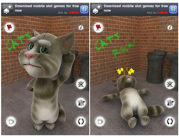 Talking Tom Cats APK Android