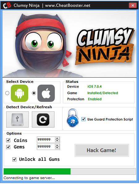 Image Result For Hack Clumsy Ninja Ios