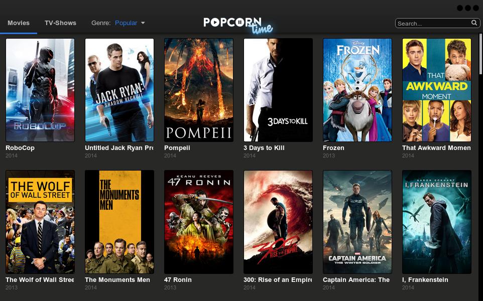 DriveMeca instalando Popcorn Time en Ubuntu paso a paso