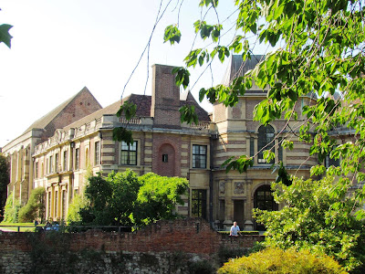 Eltham Palace, gardens, 1920s, visit,