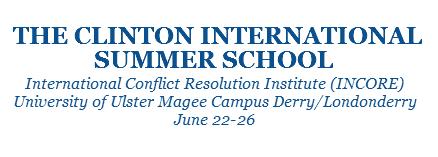 Clinton International Summer School Scholarships (Fully-funded)