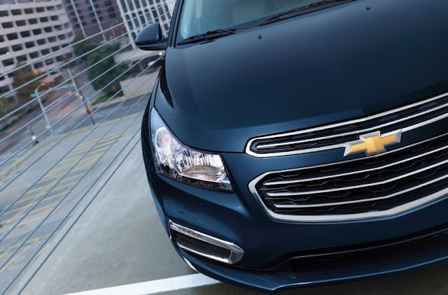 The Chevrolet Cruze Surpasses 3.5 Million In Global Sales