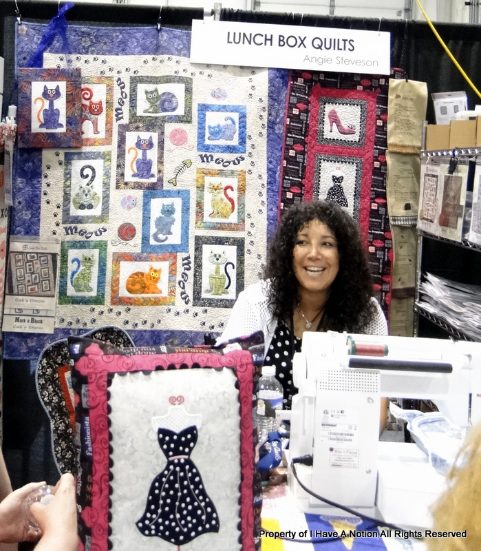 I Have A Notion: Lunch Box Quilts : lunch box quilts - Adamdwight.com