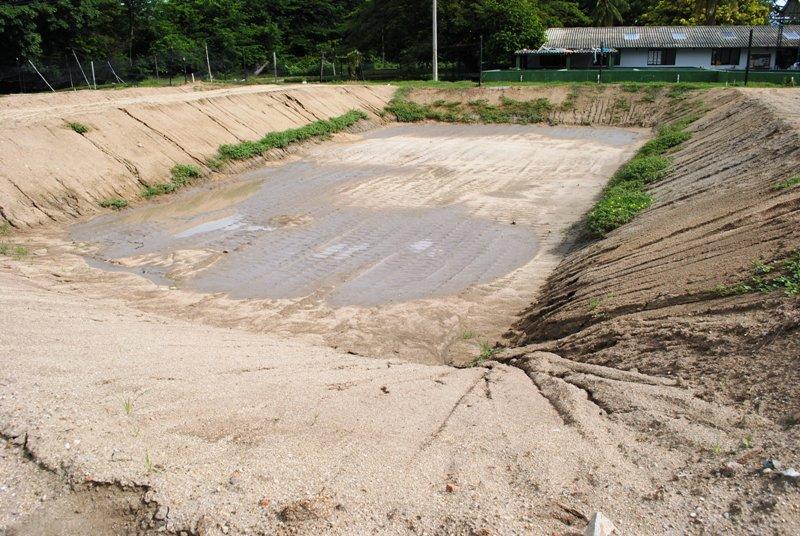 Centro acu cola y agroindustrial de gaira regional for Estanques de mojarra tilapia