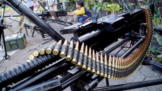 Traktat Penjualan Senjata Diterapkan