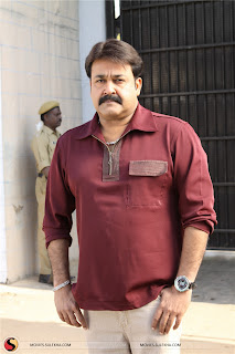 Mohanlal Close up photo