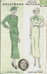 1930s Patterns