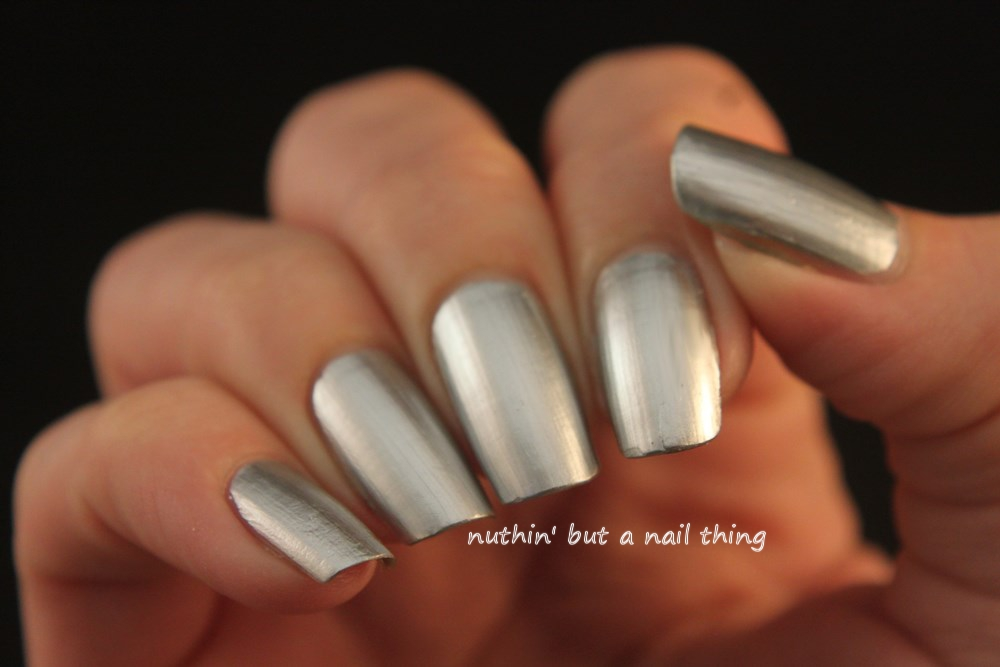 Models Own Chrome Silver