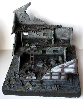 Rumowisko, gry bitewne, Warhammer, Mordheim