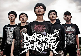 Darkness Serenity Band Metalcore Bogor Foto logo Artwork Cover Wallpaper