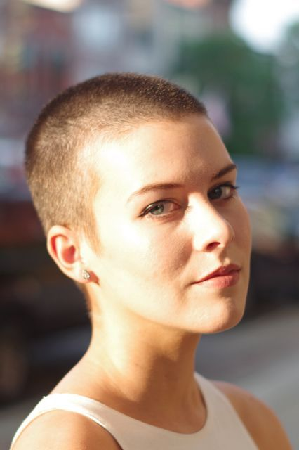 Buzz Cuts Photos And Video Tutorials The Haircut Web