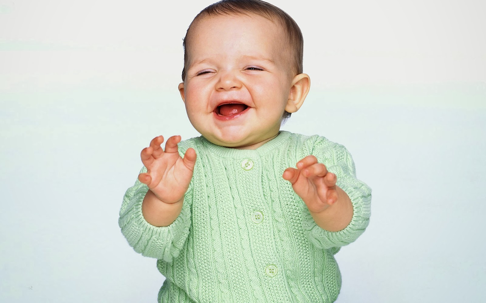 Amazing Smileof Cute Baby Boy
