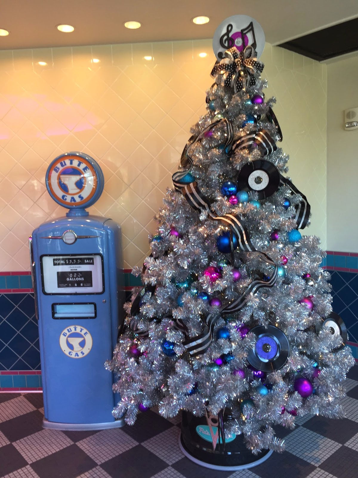 Mystery Playground Cars Land Holidays And Christmas Trees Catriona Agatha Top Handle Bag Purple The Inside Flos Cafe Have A Musical Feel Tree Outside Has Motor Oil For All I Dont Usually Put On My
