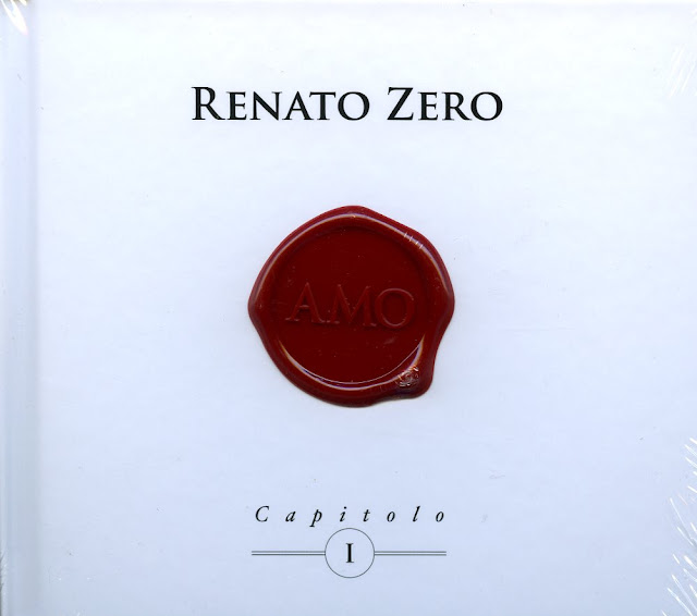 Renato Zero - Amo Capitolo 1 - Copertina tracklist testi video download