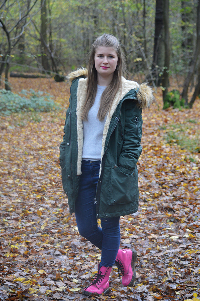 parka jacket fashion bloggers