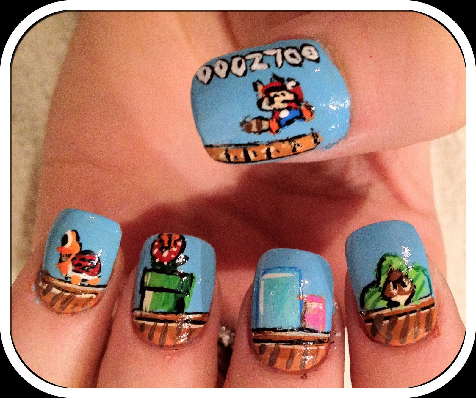 Nailed Daily: Day 57 - Super Mario Bros 3