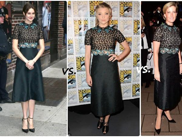 Shailene Woodley vs Natalie Dormer vs Sophie, Countess of Wessex