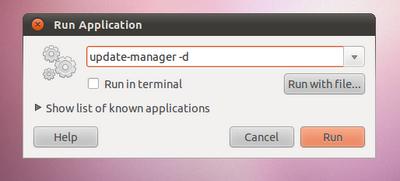 Mise à niveau vers Ubuntu 11.04 Natty Narwhal