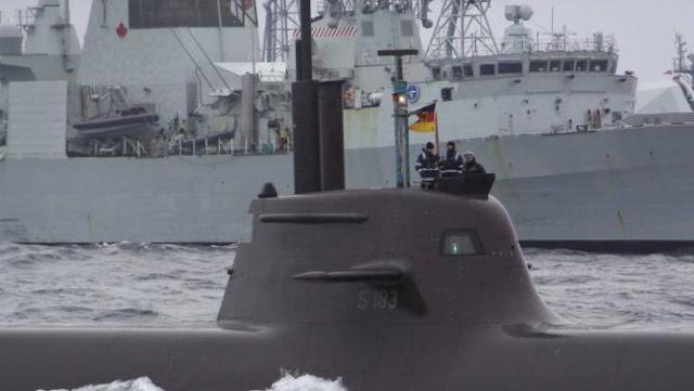 U-33 (S183)  Type 212 class submarine
