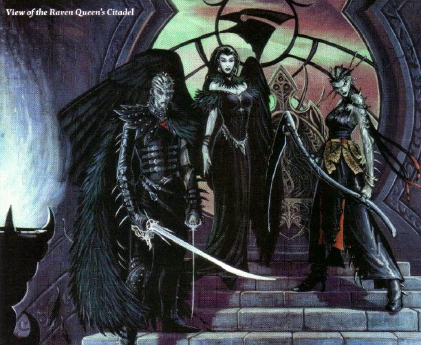 Power Score: Dungeons & Dragons - A Guide to the Raven Queen