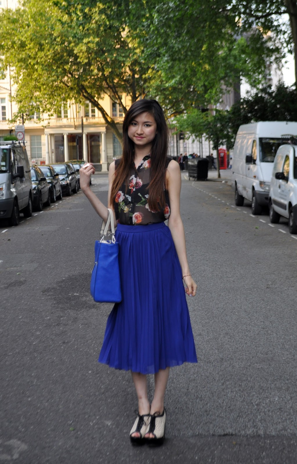 Yinyin Loves // Fashion, Beauty & Lifestyle: How I style Midi ...