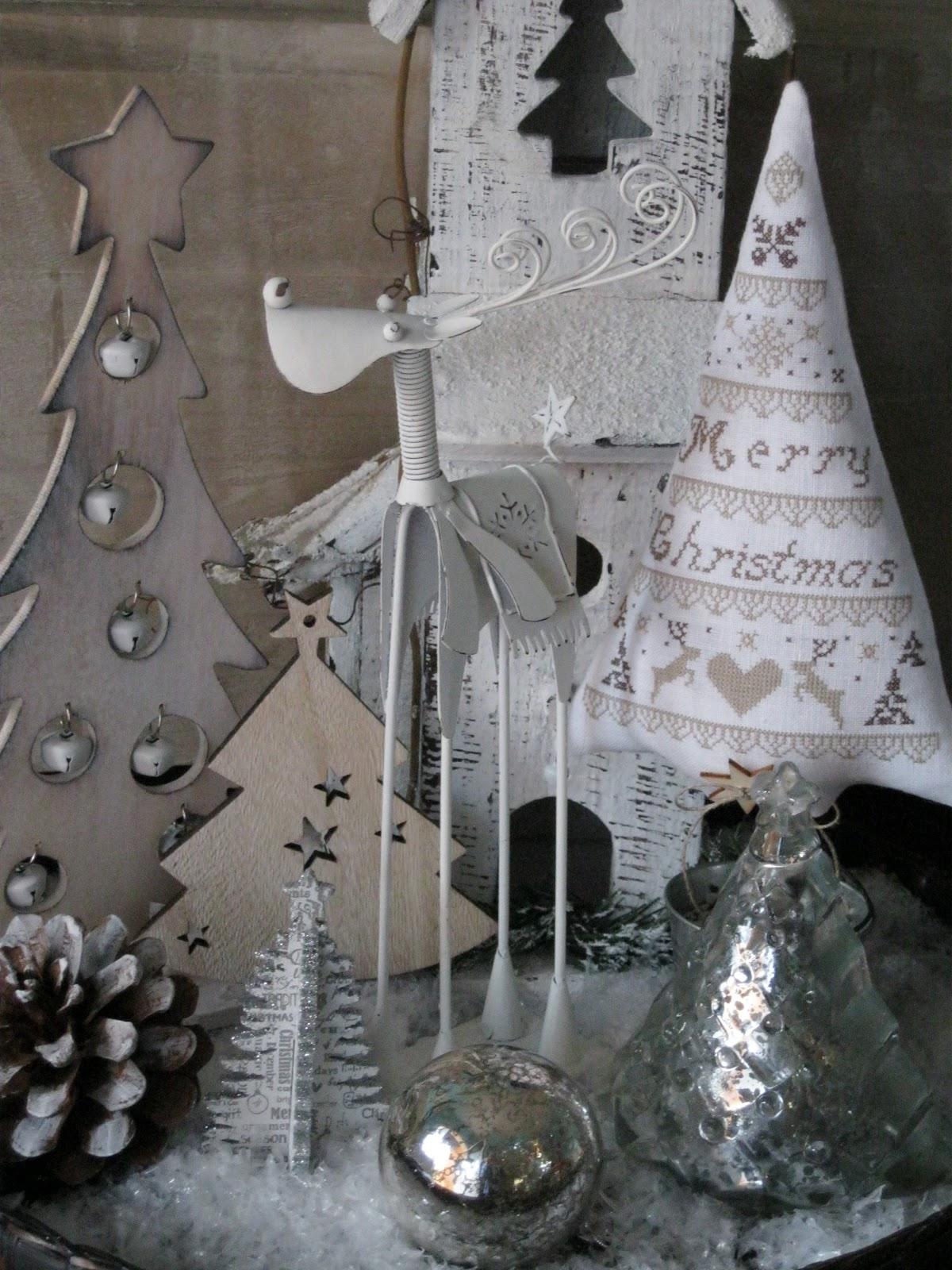 Les passions de clo a travers la fen tre for Decoration fenetre renne