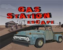 Juegos de Escape Ena Gas Station Escape