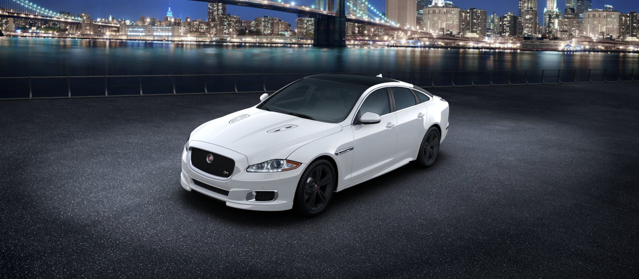 Jaguar XJR Supercharged V8 luxury car