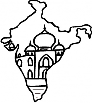india map coloring page - quakeschool 39 s blog page india s national building code on