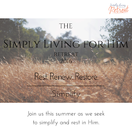 Simply Living for Him Retreats