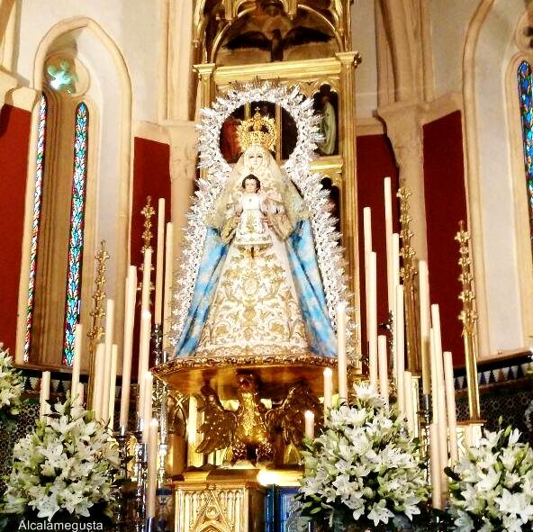 Procesión de la Virgen del Águila de Alcalá de Guadaíra