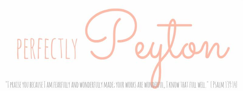 Perfectly Peyton