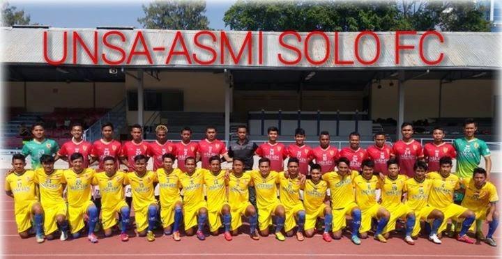 PS Unsa Asmi Solo Pantau Konsep Liga Nusantara 2015