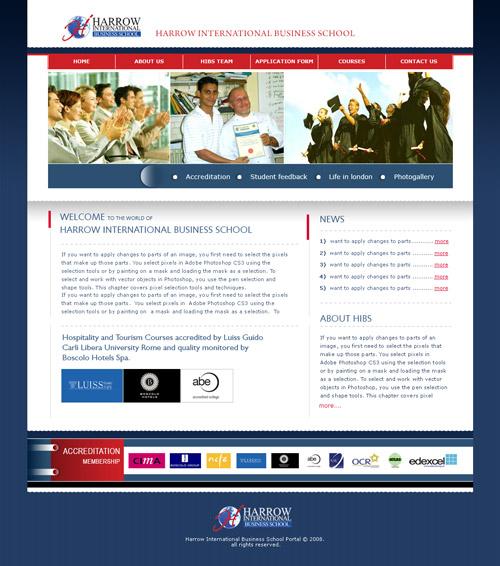 Harrow International Business School London