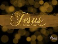 Imagem de Jesus o verdadeiro natal!