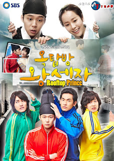 Rooftop prince capitulos