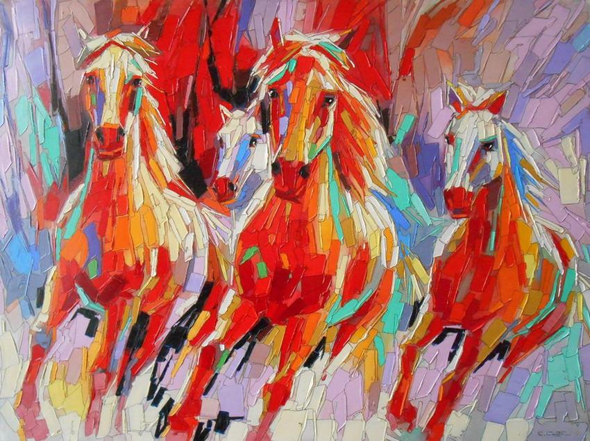 Cuadros pinturas oleos pinturas de leo modernas - Cuadros minimalistas modernos lo ultimo arte ...