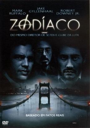 Filme Zodíaco - Versão Estendida 2007 Torrent