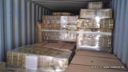 貨櫃棧板固定防傾
