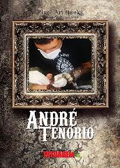 Livro André Tenório - Série Tatuadores - Editora Pixel Art Books - São Paulo 2011