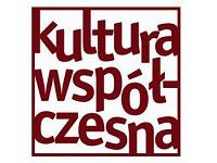 """Logo kwartalnika """"Kultura Współczesna"""""""