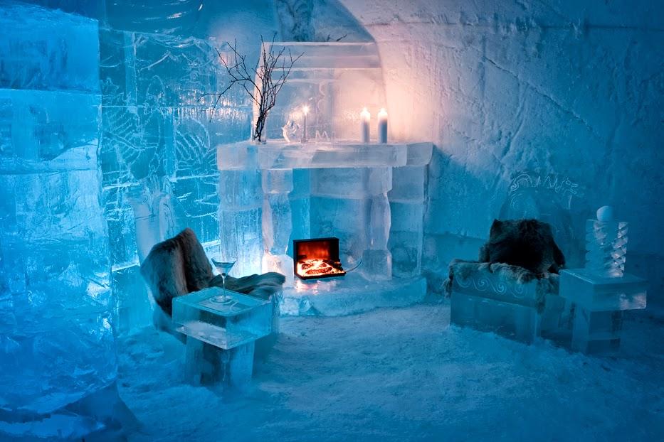Sorrisniva Igloo Hotel, Norway - Top 10 Coolest Snow Buildings
