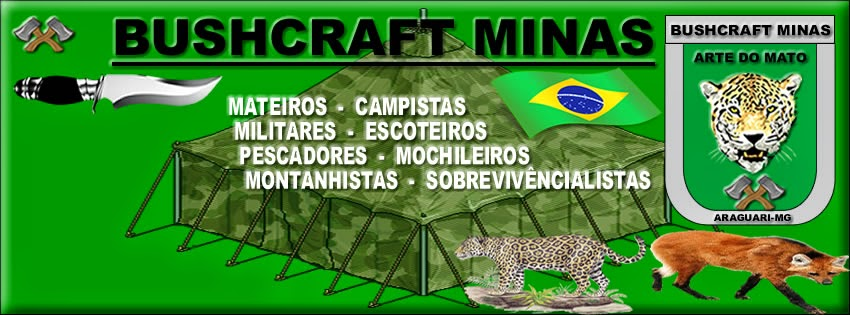 Bushcraft Minas - Arte do Mato
