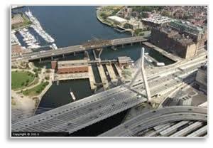 Charles River Dam & Lock System