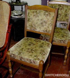 thrift shop, thrift chairs, bangkal makati