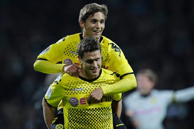 Werder Bremen 0 - 2 Borussia Dortmund (3)