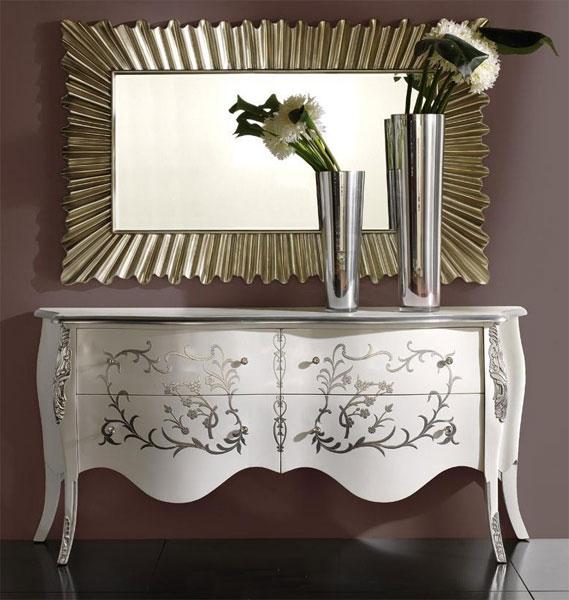 La web de la decoracion y el mueble en la red aparadores - Muebles pintados en plata ...