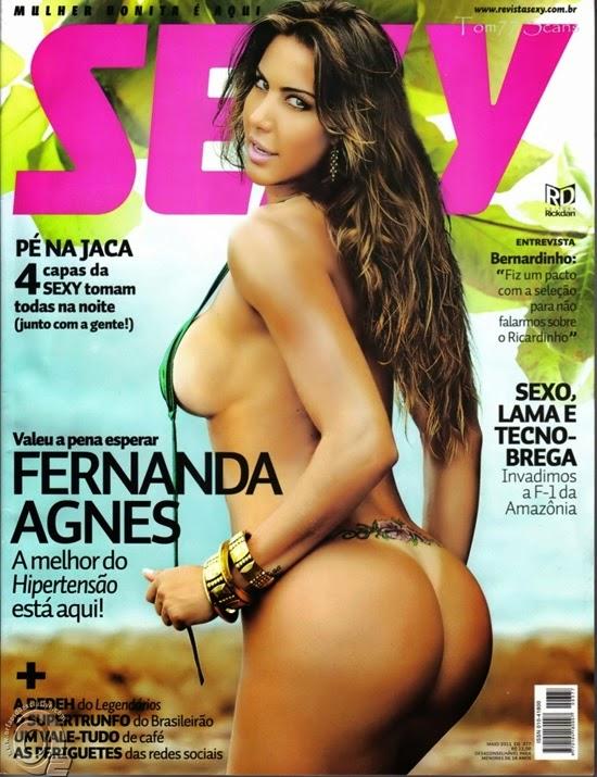 Fernanda Agnes SExy