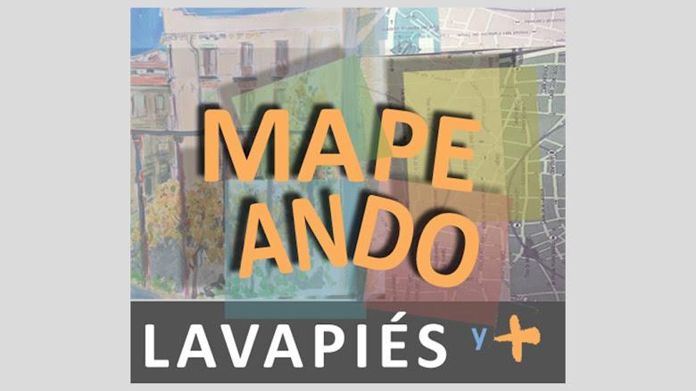MAPEANDO LAVAPIÉS